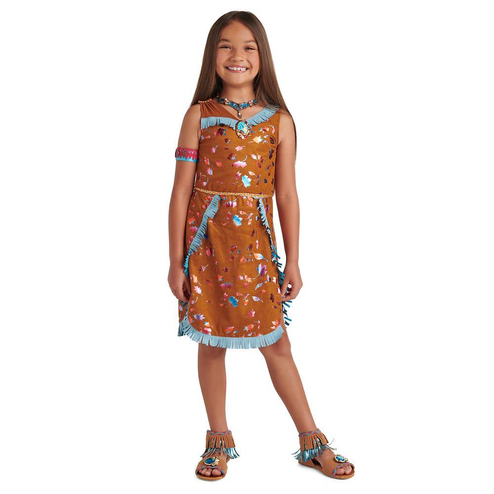 Disney Pocahontas Costume for Kids