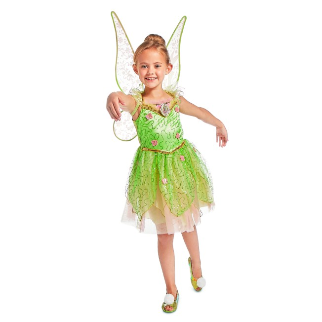 Tinker Bell Costume for Kids – Peter Pan