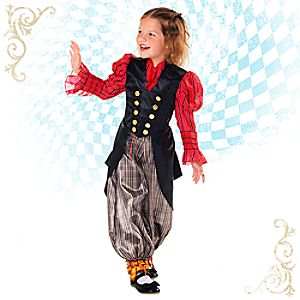 Alice Through the Looking Glass Costume for Kids