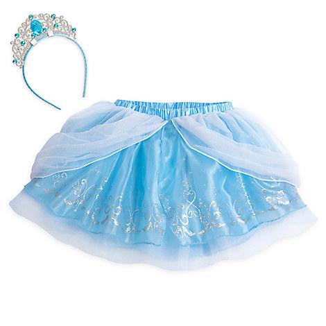 Cinderella Tutu Set for Tweens