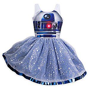 R2-D2 Tutu Dress - Tween