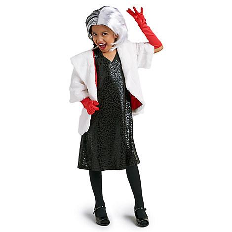 Cruella De Vil Costume for Kids