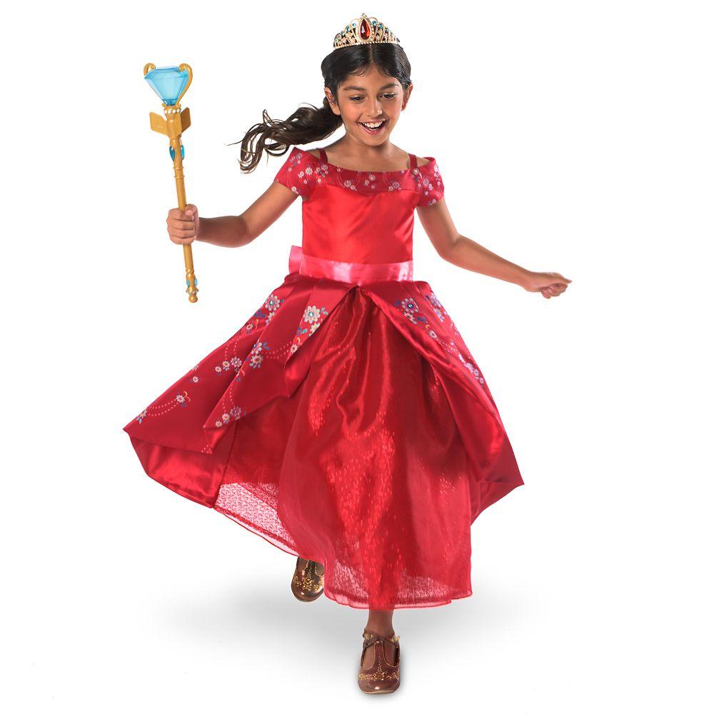 Elena of Avalor Deluxe Costume for Kids