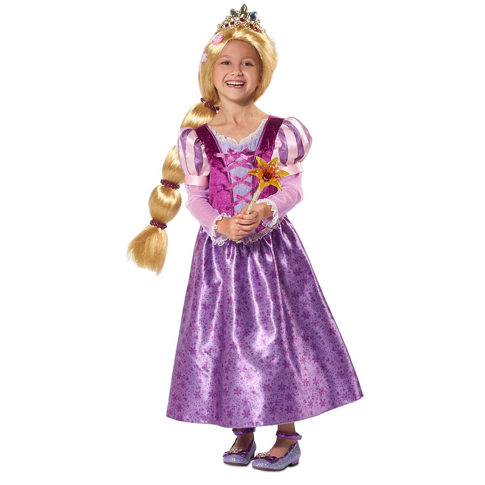 Rapunzel Costume for Kids – Tangled: The Series