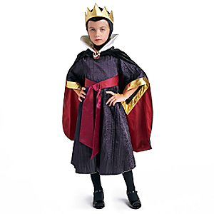 Evil Queen Costume for Kids