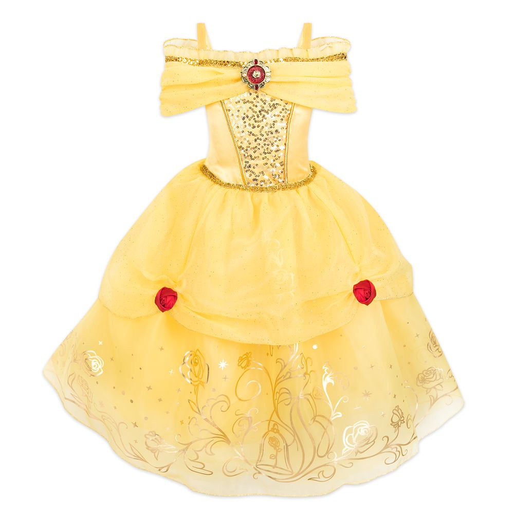 Belle Costume for Kids – Beauty and the Beast