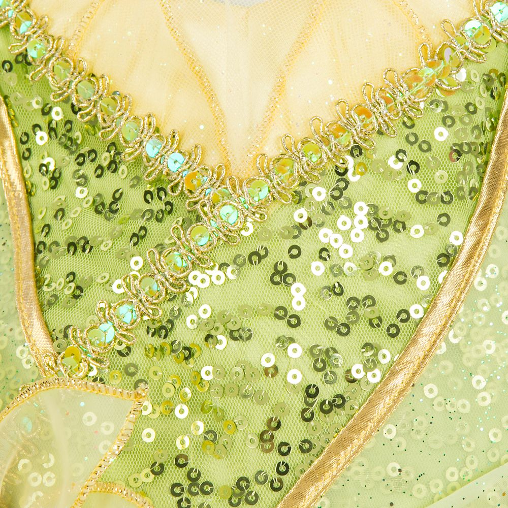 Tiana 10th Anniversary Costume for Kids – The Princess and the Frog
