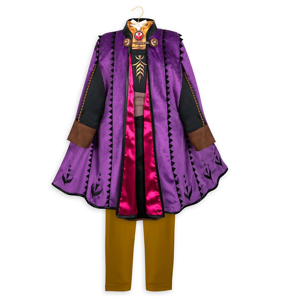 Anna Costume for Kids – Frozen 2