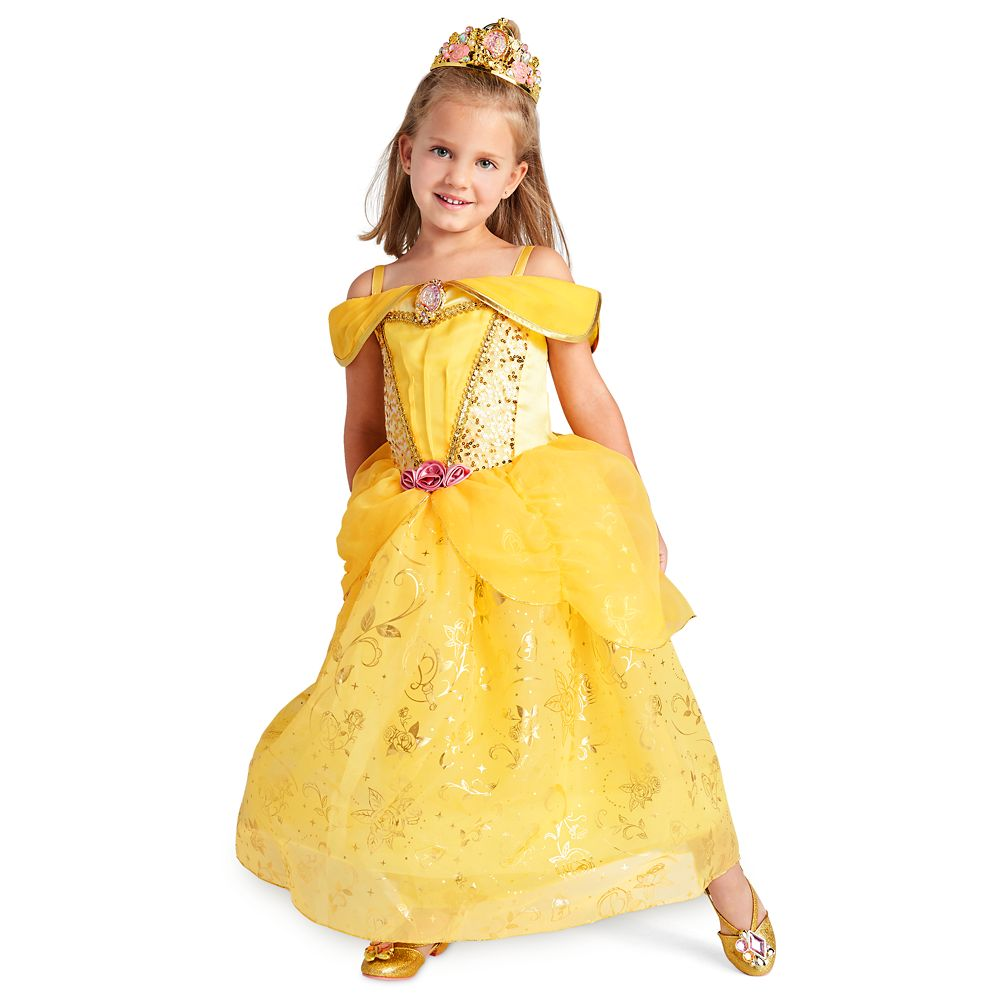 Disney Belle Costume for Kids ? Beauty and the Beast