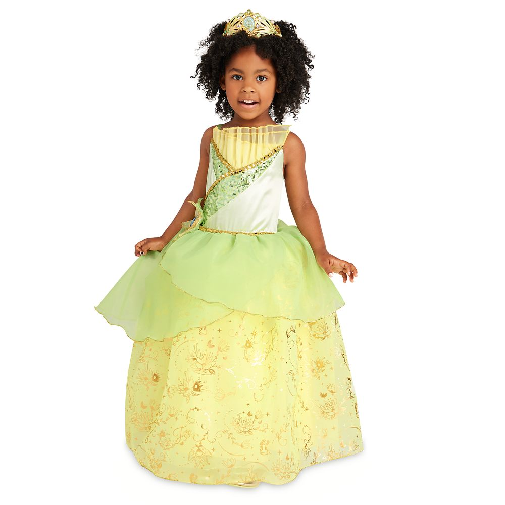 Disney Tiana Costume for Kids ? The Princess and the Frog