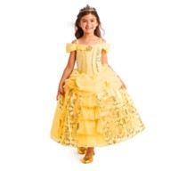 디즈니 할로윈 코스튬 Disney Belle Deluxe Costume for Kids – Beauty and the Beast