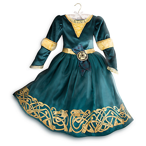 Merida Costume for Kids