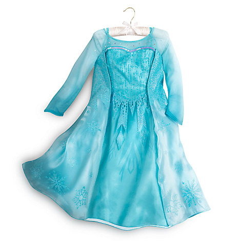 Elsa Costume for Kids