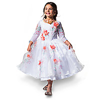 Belle Deluxe Celebration Dress Costume for Kids - Beauty and the Beast - Live Action Film