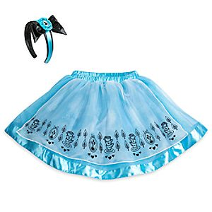 Alice in Wonderland Tutu Set for Tweens