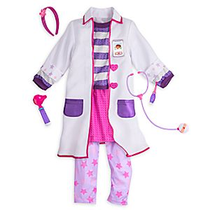 Doc McStuffins Costume Set for Kids