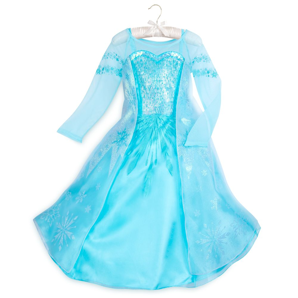 Elsa Costume for Kids  Frozen Official shopDisney