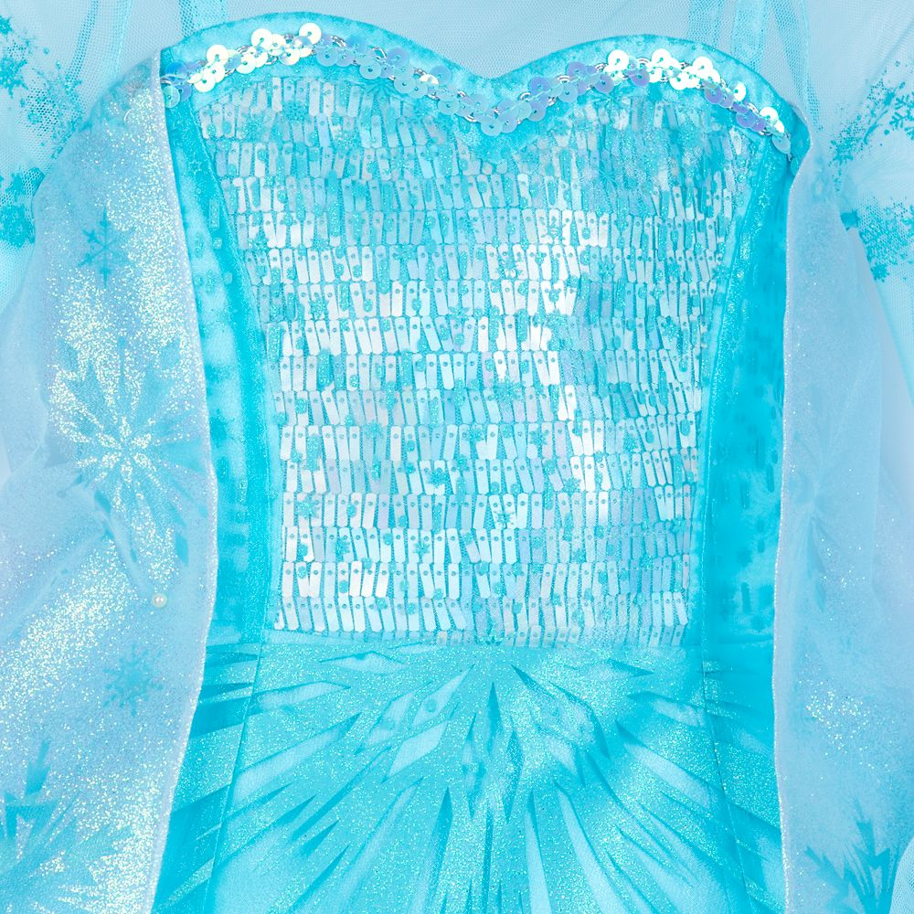Disney's Frozen Elsa Costume for Kids