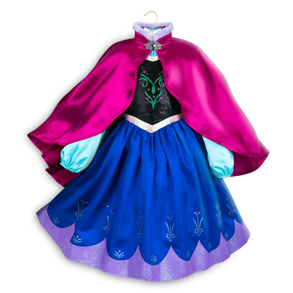 Anna Costume for Kids  Frozen Official shopDisney