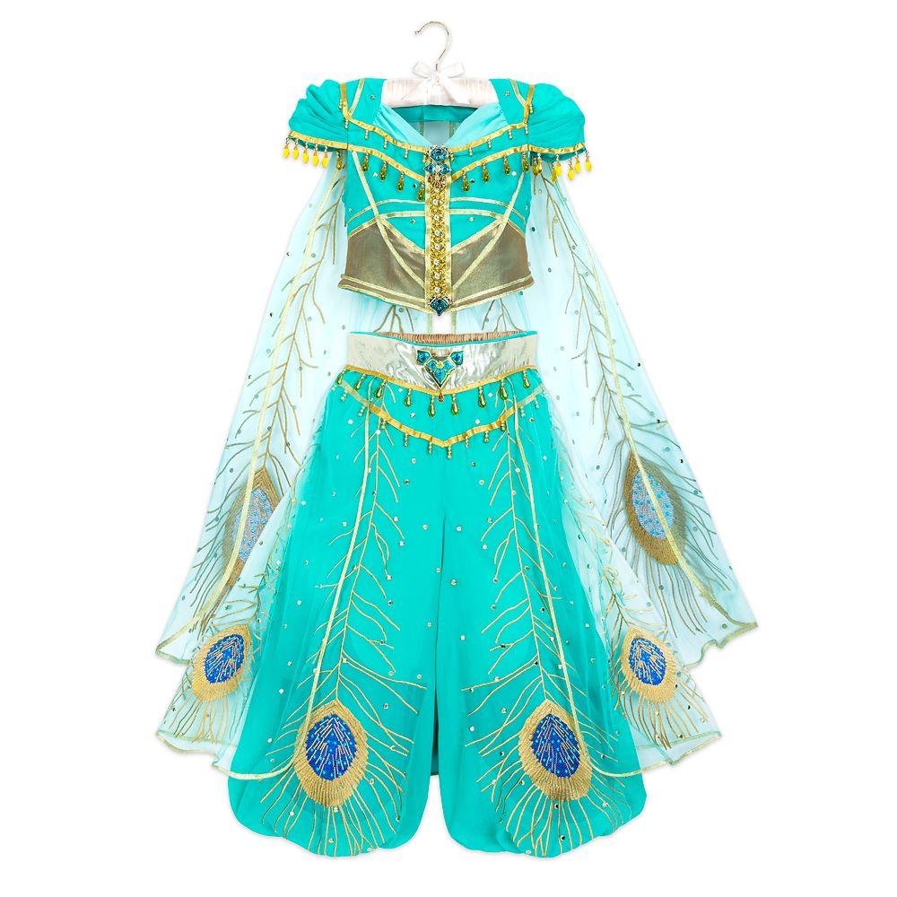 Princess Jasmine Limited Edition Costume For Kids