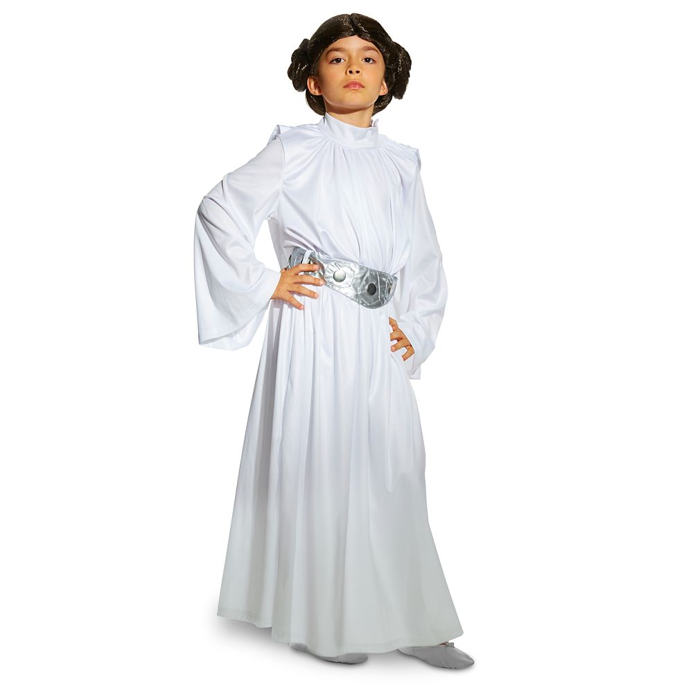 Princess Leia Costume For Kids Star Wars Shopdisney