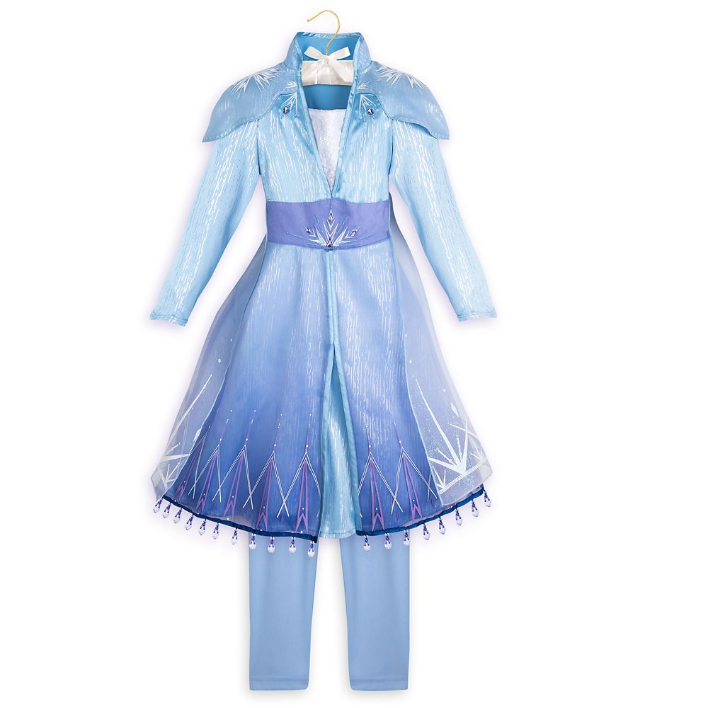 Elsa Costume for Kids Frozen 2 Official shopDisney