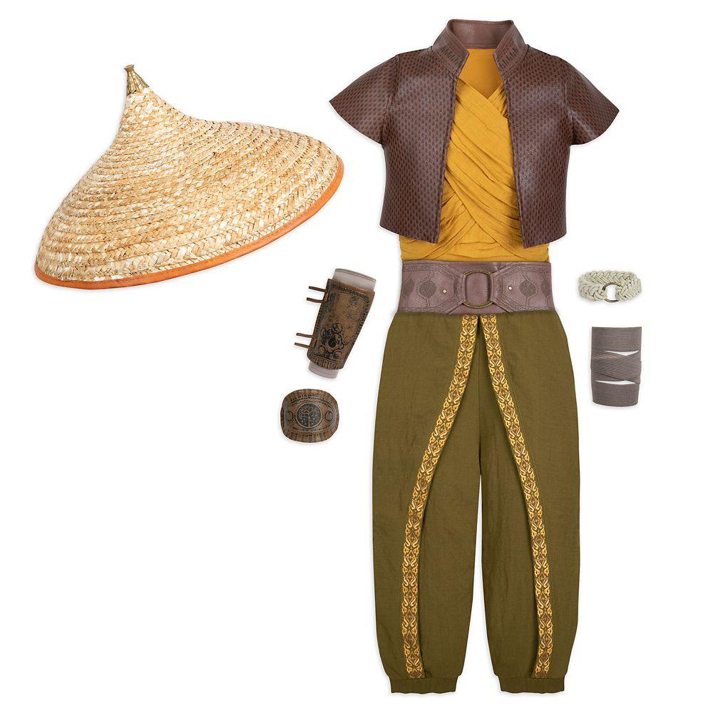 Raya Costume for Kids – Disney Raya and the Last Dragon