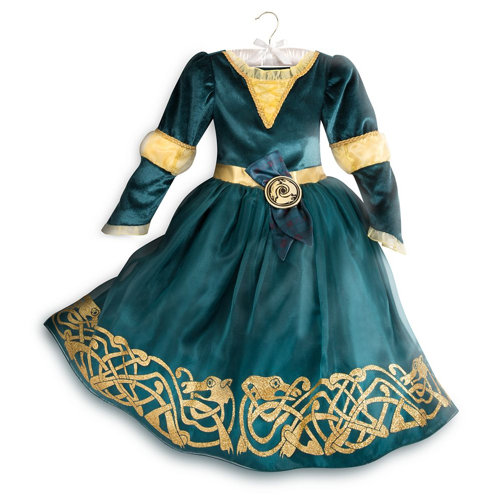 Disney Merida Costume for Kids ? Brave