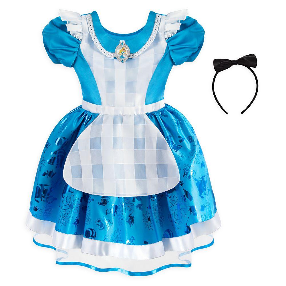 디즈니 '이상한 나라의 엘리스' 코스튬 Disney Alice Costume for Kids – Alice in Wonderland
