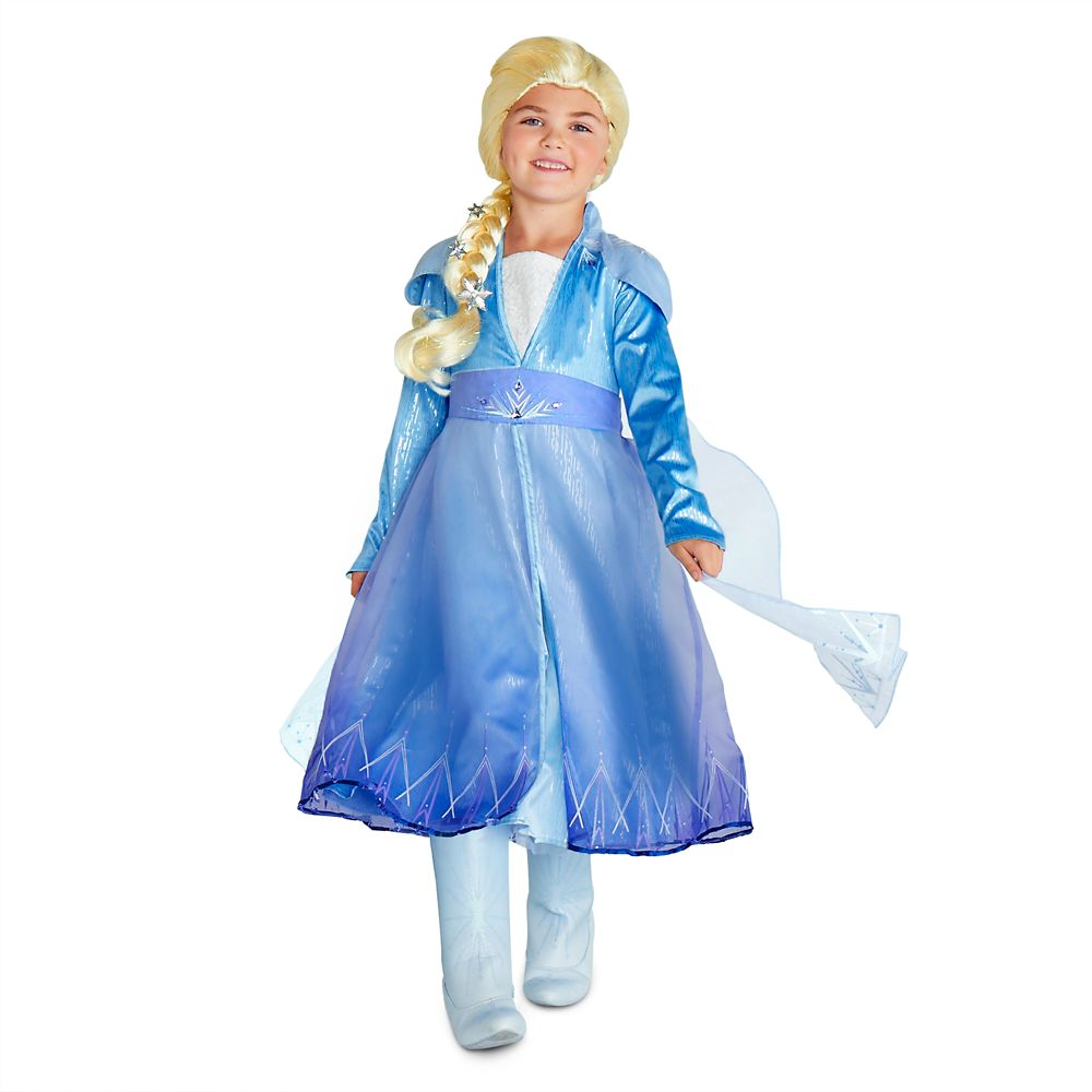 Elsa Travel Costume for Kids – Frozen 2
