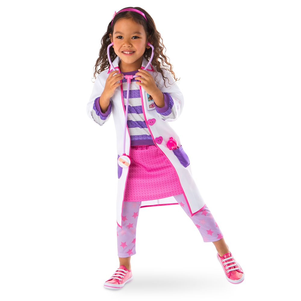 Doc McStuffins Costume for Kids