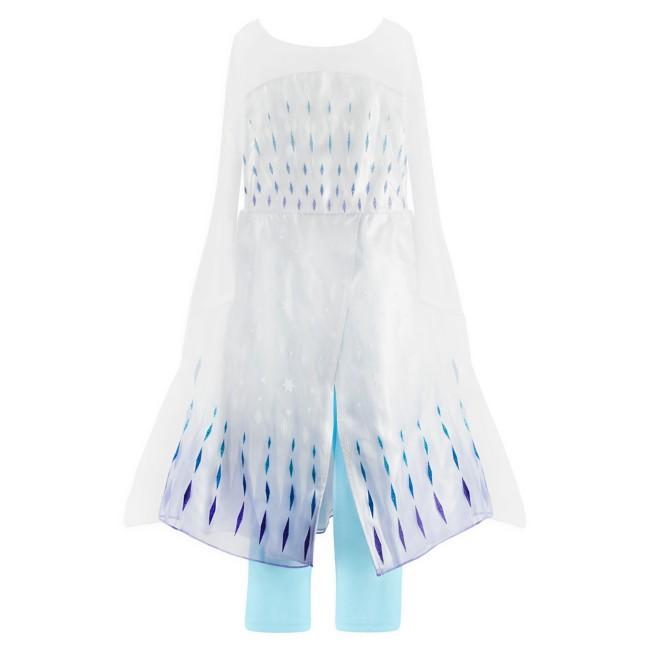 Elsa Snow Queen Costume for Kids – Frozen 2