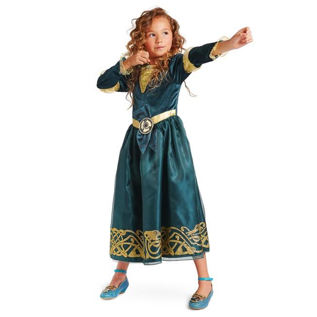 Merida Costume for Kids – Brave