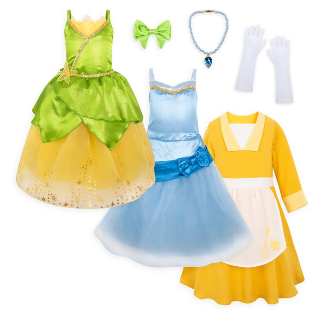 Tiana ''Live Your Story'' Costume Set for Kids – The Princess and the Frog