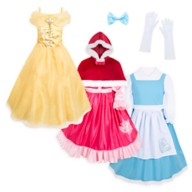 Belle ''Live Your Story'' Costume Set for Kids – Beauty and the Beast