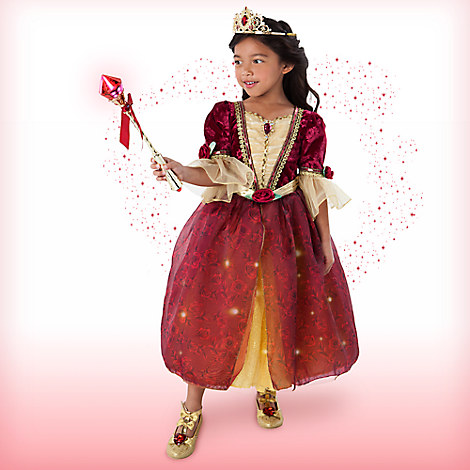 Belle Interactive Deluxe Costume Set for Kids