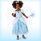 Cinderella Interactive Deluxe Costume Set for Kids
