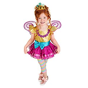 Fancy Nancy Costume Set for Kids