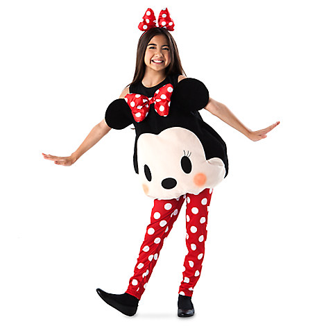 Minnie Mouse ''Tsum Tsum'' Costume for Tweens