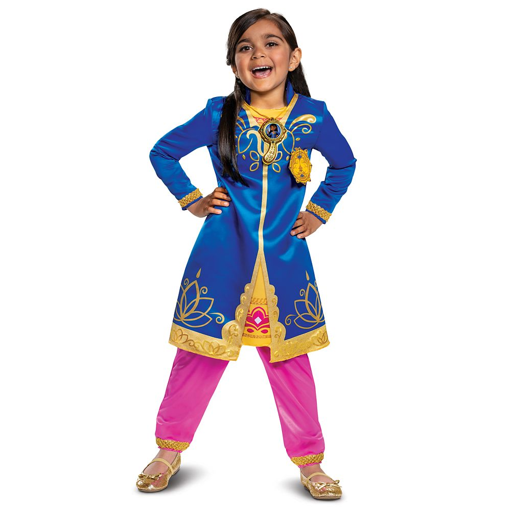 Mira Deluxe Costume for Toddlers by Disguise – Mira, Royal Detective