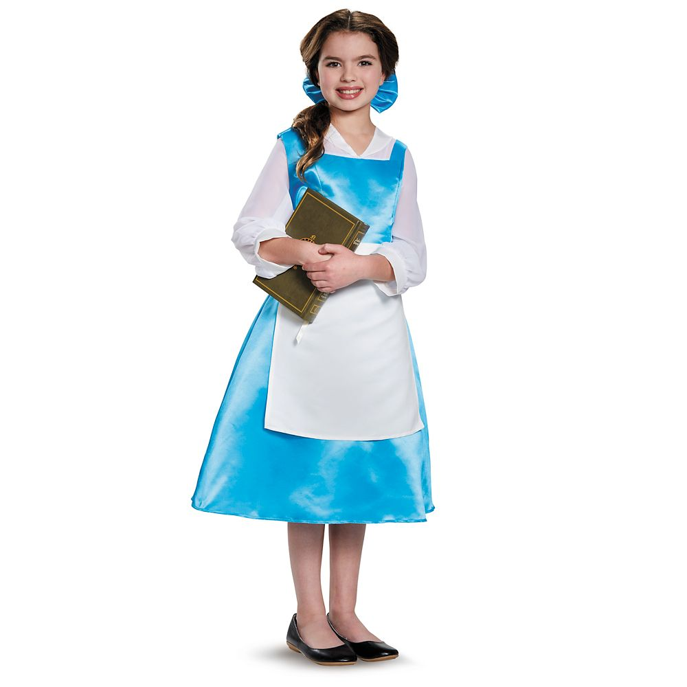 Belle Costume Dress Set for Adults by Disguise