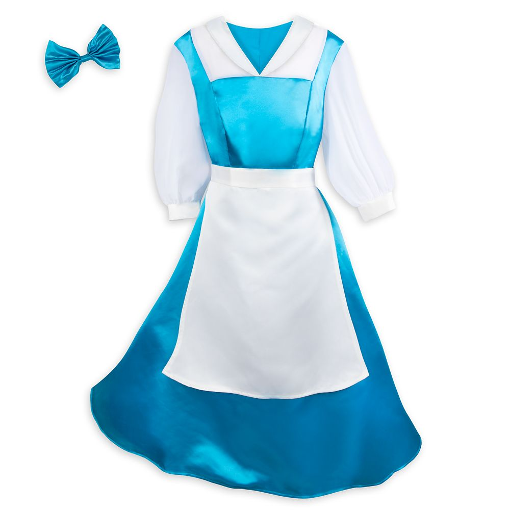 Belle Costume Dress Set for Tweens by Disguise