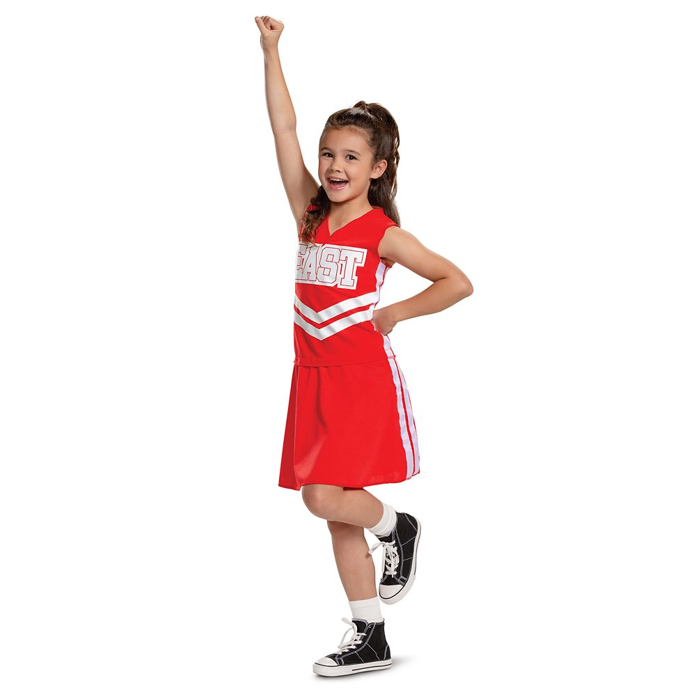 Cheerleader Costume for Kids by Disguise – High School Musical: The Musical: The Series