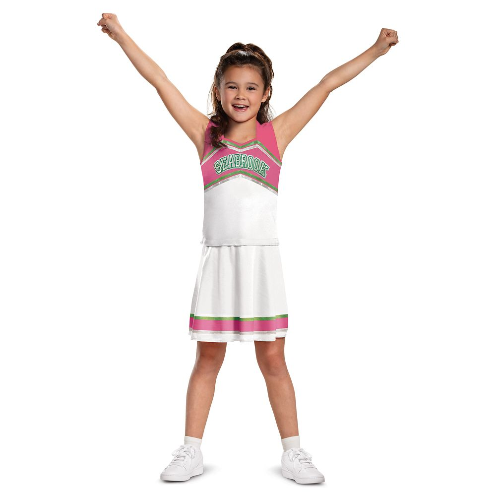 Addison Wells Cheerleader Costume for Kids by Disguise – Zombies 2