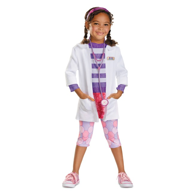 Doc McStuffins Deluxe Costume for Kids by Disguise