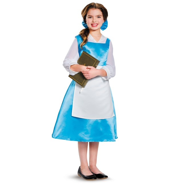 Belle Costume Dress Set for Tweens by Disguise – Beauty and the Beast