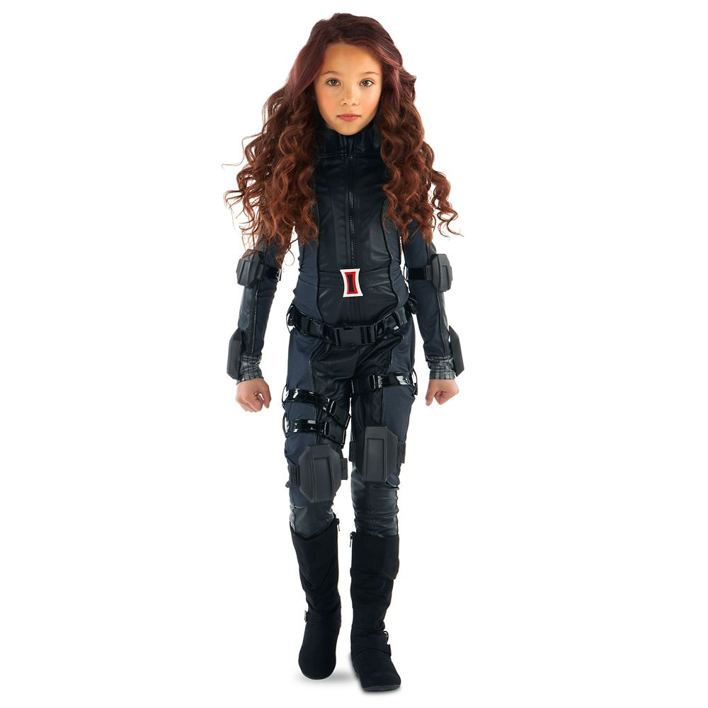 Black Widow Costume for Kids – Captain America: Civil War