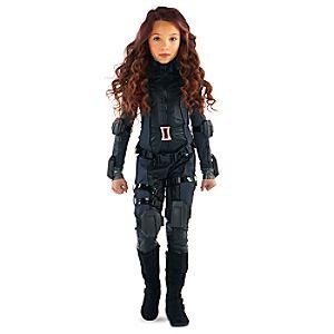 Black Widow Costume for Kids - Captain America: Civil War