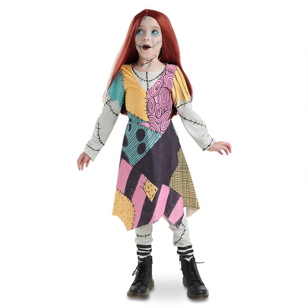 Sally Costume for Kids  The Nightmare Before Christmas Official shopDisney
