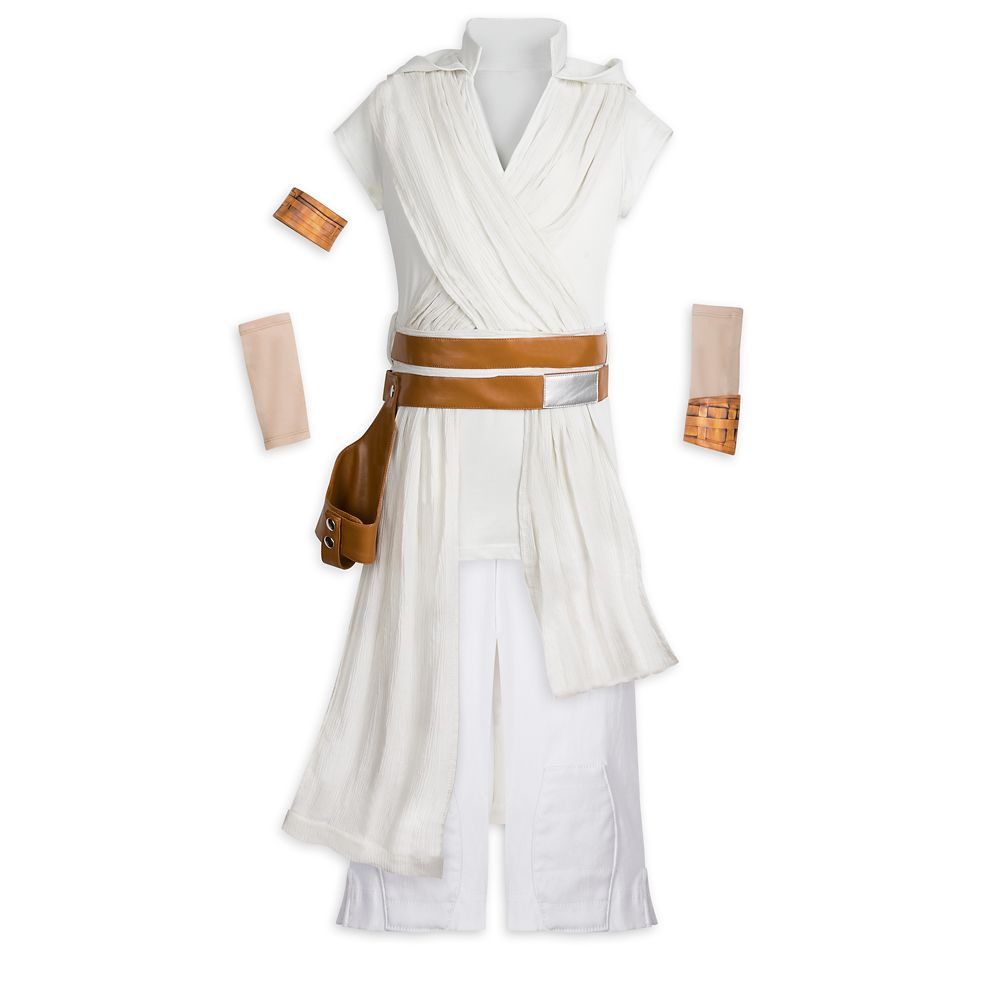 Rey Costume For Kids Star Wars The Rise Of Skywalker Shopdisney